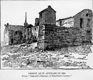 Newgate Prison, CT - 1890